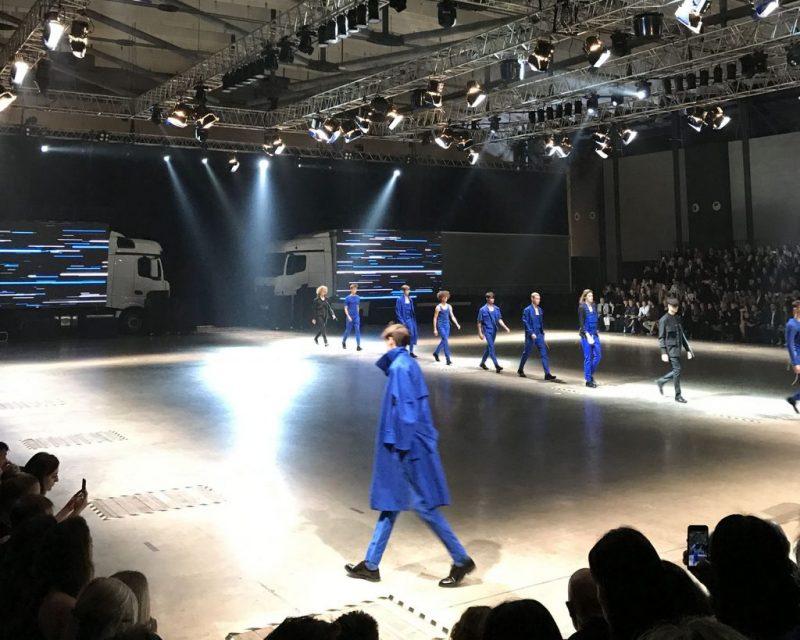 Day 2 of M-B Fashion Week Lj