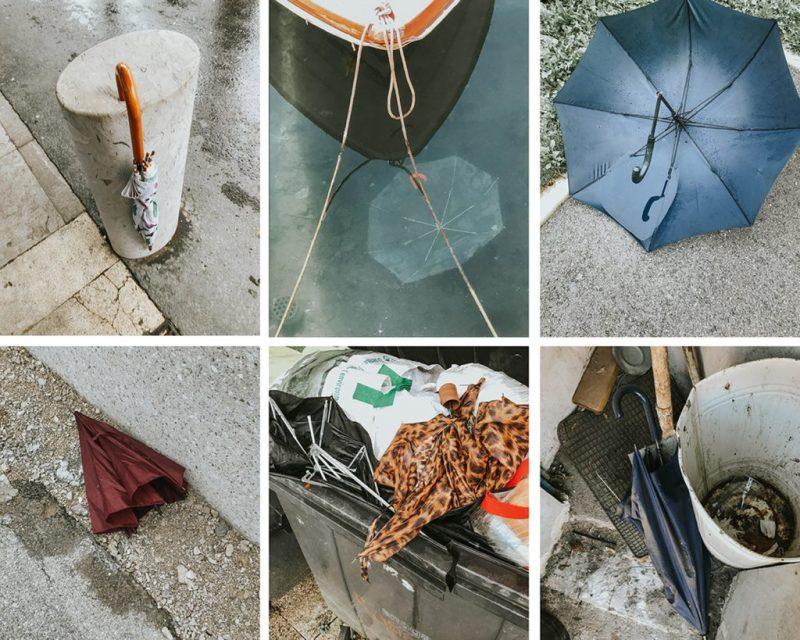Kola+ż paraplu