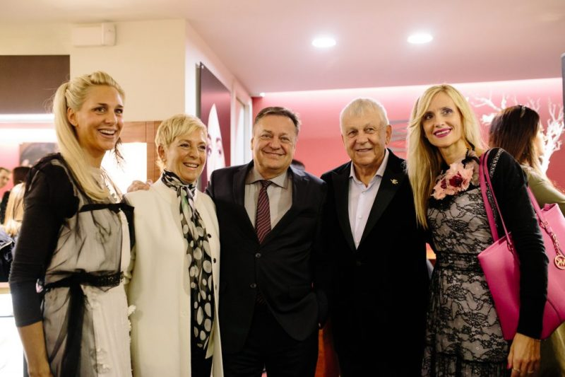 Zoran Jankovi¦ç, +żupan MOL, Oskar Kogoj z dru+żino MBFWLJ-Meet&Greet-75