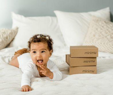 MINIMU – paketki za novopečene družine.