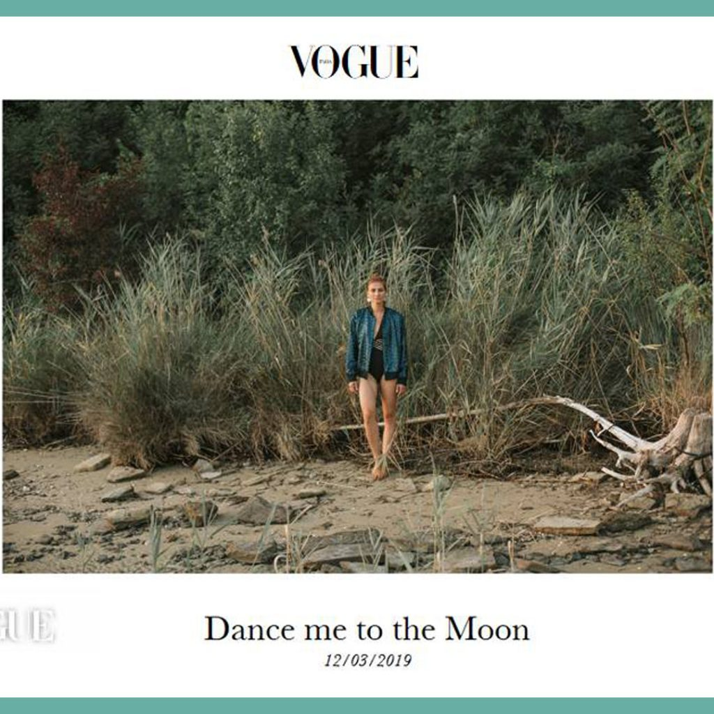 Dance me to the Moon - Vogue