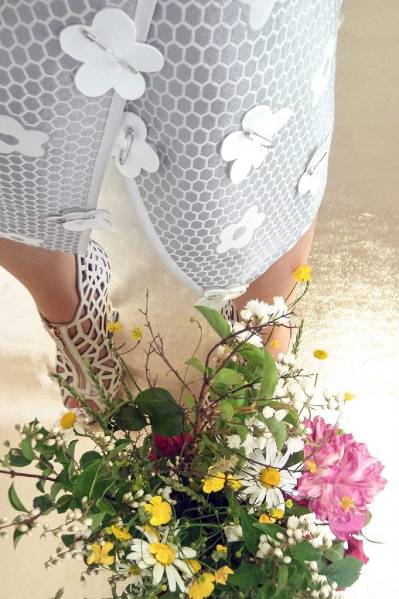 Flower-dress-close-up